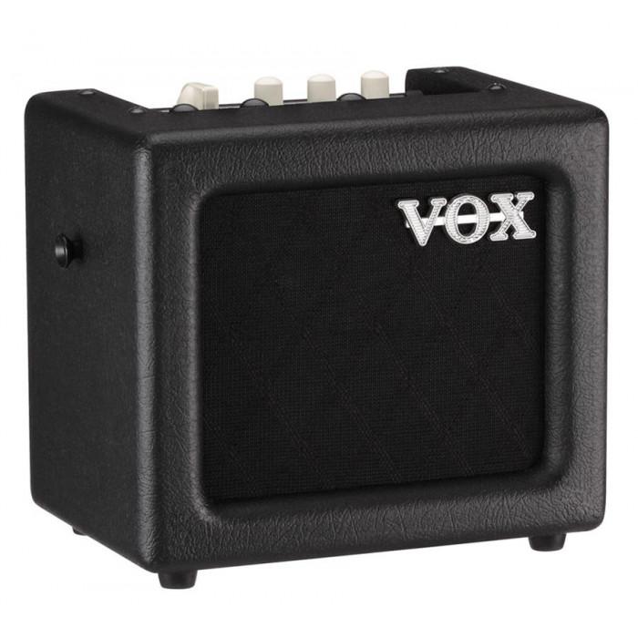 Комбоусилитель для электрогитары VOX MINI3-G2-BK