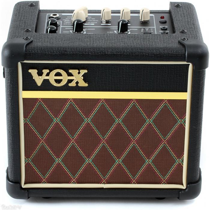 Комбоусилитель для электрогитары VOX MINI3-G2-CL