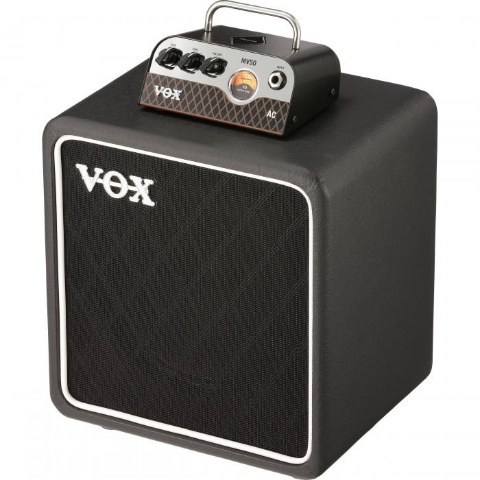 Усилитель для электрогитары + кабинет VOX MV50-AC-SET