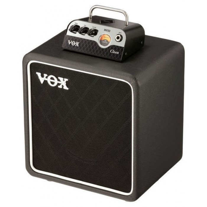 Усилитель для электрогитары + кабинет VOX MV50-CL-SET