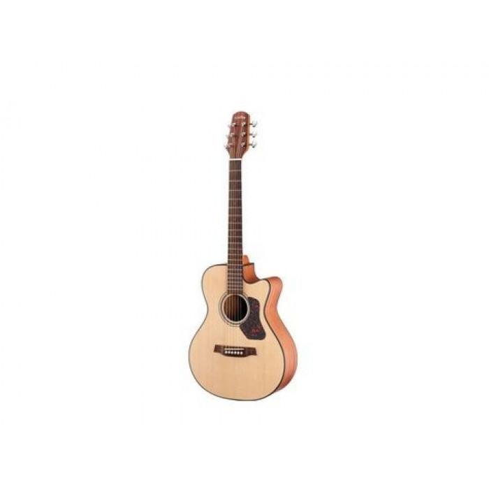 Акустическая гитара Walden T550CE 3/4