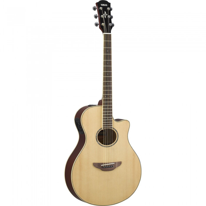Электроакустическая гитара YAMAHA APX600 NATURAL