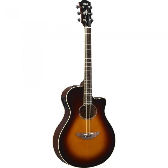 Электроакустическая гитара YAMAHA APX600 OLD VIOLIN SUNBURST