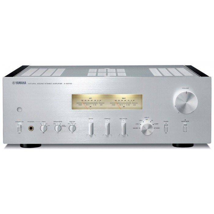 Yamaha A-S2100 Silver/Piano Black