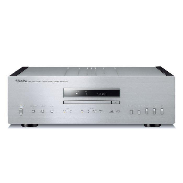 CD плеер Yamaha CD-S3000 Silver Piano