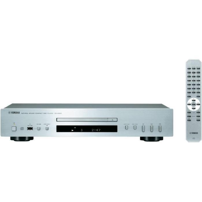 CD плеер Yamaha CD-S300 Silver