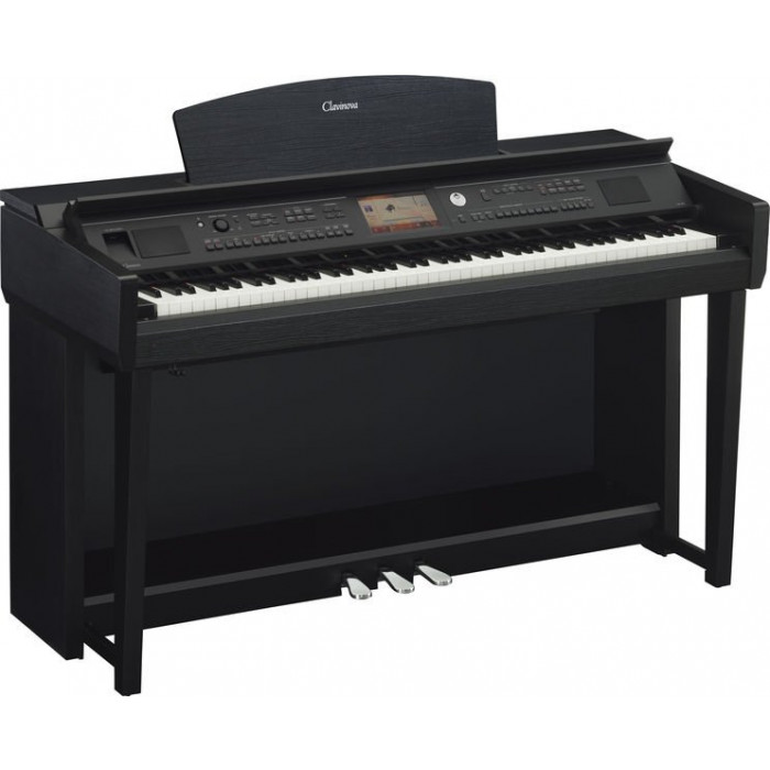 Цифровое пианино YAMAHA CVP-705 B + Подарок!