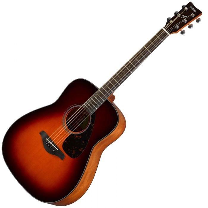 Акустическая гитара YAMAHA FG800 BROWN SUNBURST