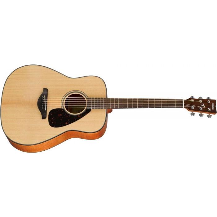 Акустическая гитара YAMAHA FG800 NATURAL