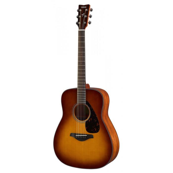 Акустическая гитара YAMAHA FG800 SAND BURST
