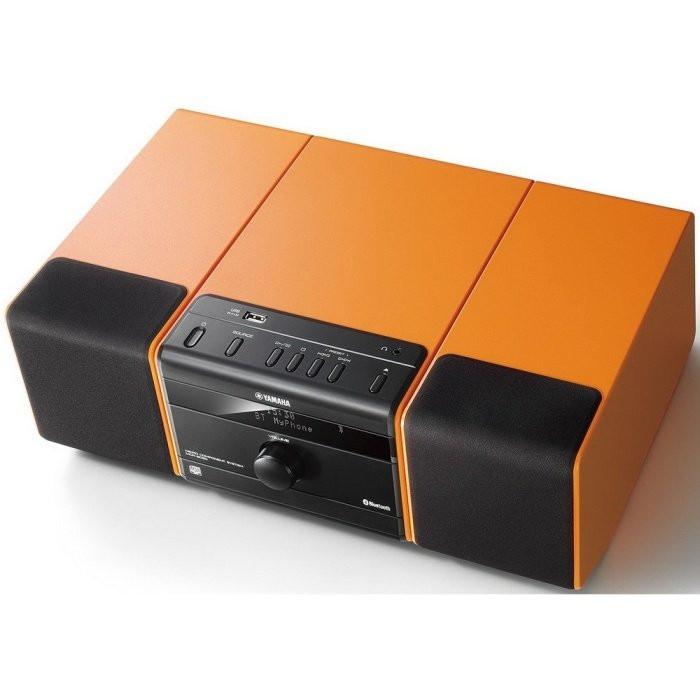 Hi-Fi Минисистема Yamaha MCR-B020 Orange