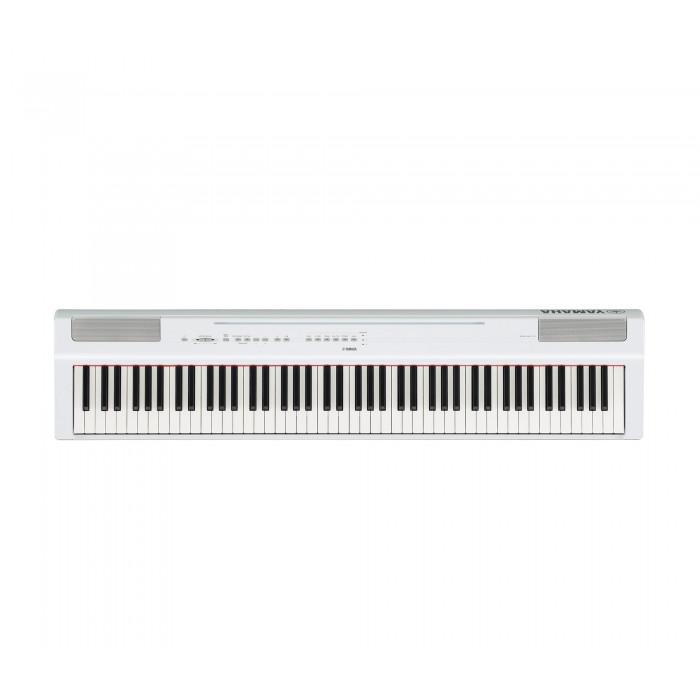 Цифровое пианино YAMAHA P-125WH + Подарок!