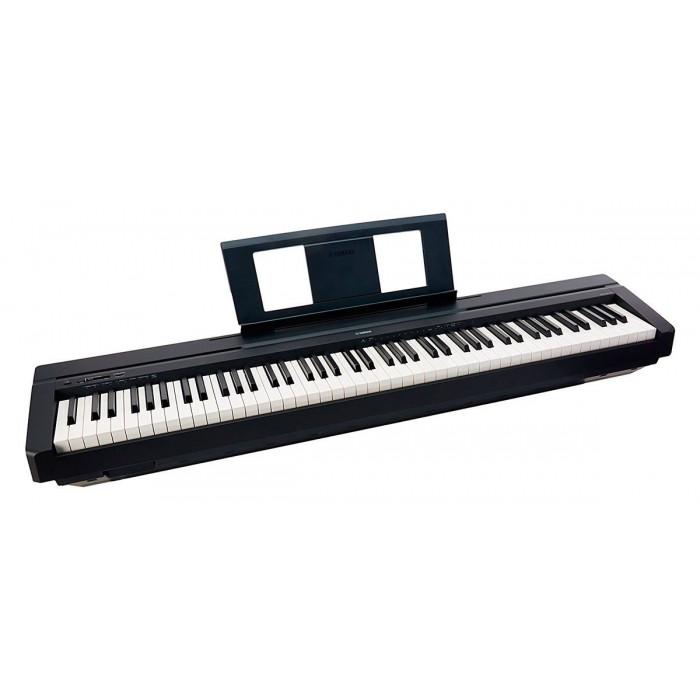 Цифровое пианино YAMAHA P-45B + Подарок!