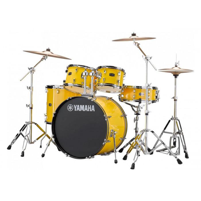 Комплект барабанов ударной установки YAMAHA RDP2F5 MEYELLOW