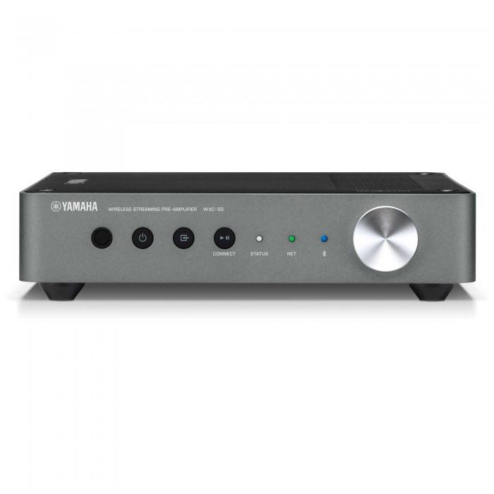 Предварительный стерео усилитель Yamaha WXC-50 MusicCast Black