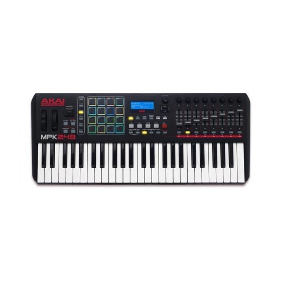 MIDI контроллер AKAI MPK249