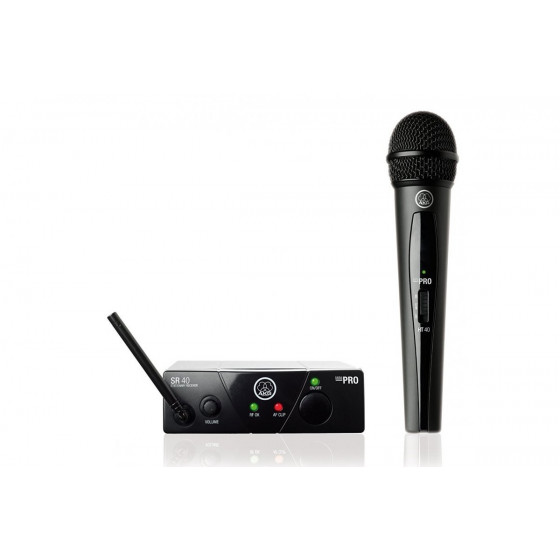 Радиомикрофонная система AKG WMS40 Mini Vocal Set BD US45A