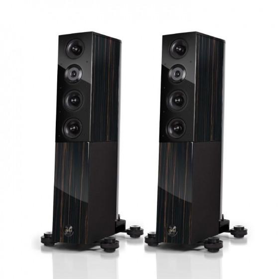 Audio Physic CARDEAS (plus) Black High Gloss