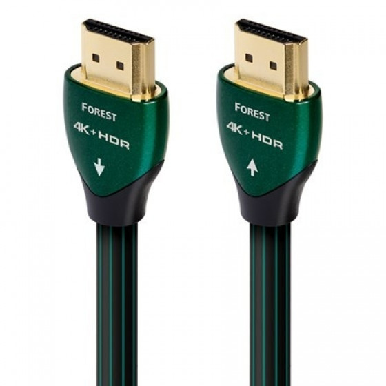 HDMI кабель AudioQuest Forest 4K 10.0m active (HDMI 2.0)