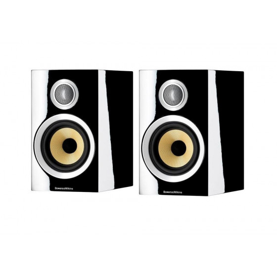 Полочная акустика B&W CM 1 S2 Gloss Black