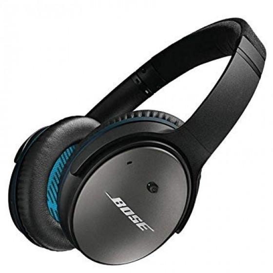 Bose QC25 MFI HDPH Black