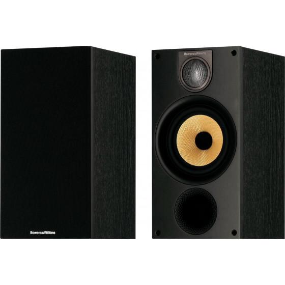 Полочная акустика B&W 686 S2 Black Ash