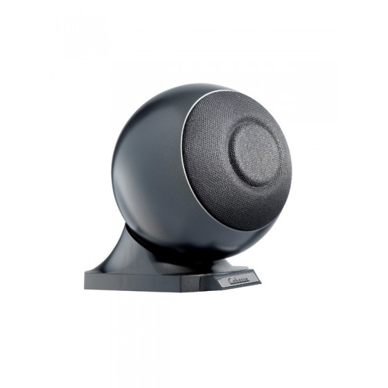 Cabasse IO 2 on wall/base version Black Pearl