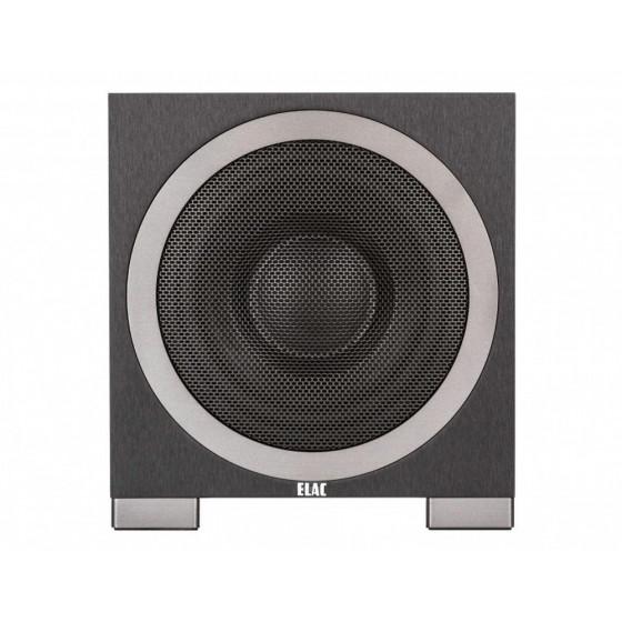 ELAC Debut S10 EQ Black vinyl