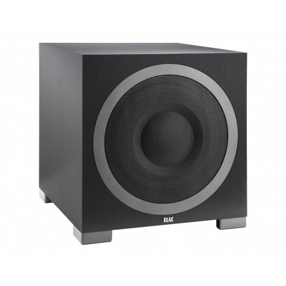 ELAC Debut S12 EQ Black vinyl