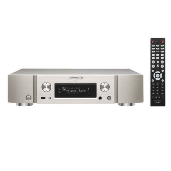 Сетевой аудио плеер Marantz NA8005 Silver Gold