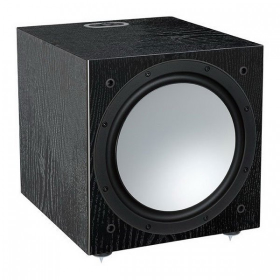 Monitor Audio Silver W-12 Black Oak