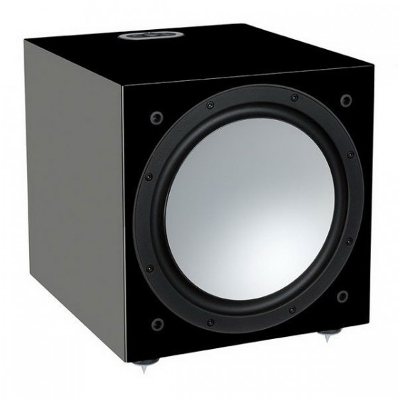Monitor Audio Silver W-12 High Gloss Black