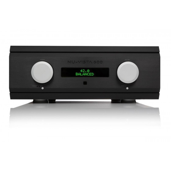 Стерео усилитель Musical Fidelity Nu-Vista 600 Black