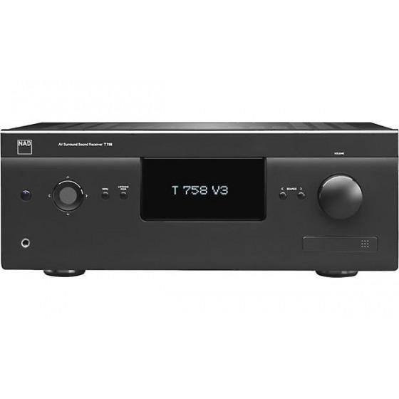 AV ресивер NAD T758 V3