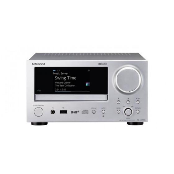 Сетевой CD-ресивер Onkyo CR-N775D Silver