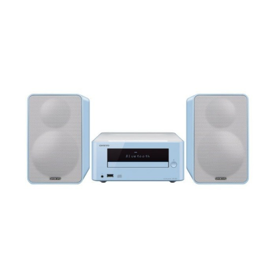Hi-Fi минисистема  Onkyo CS-265 Light Blue