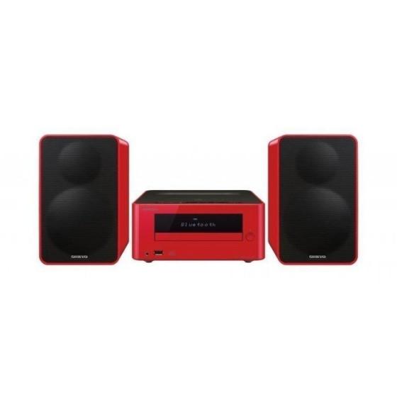 Hi-Fi минисистема  Onkyo CS-265 Red