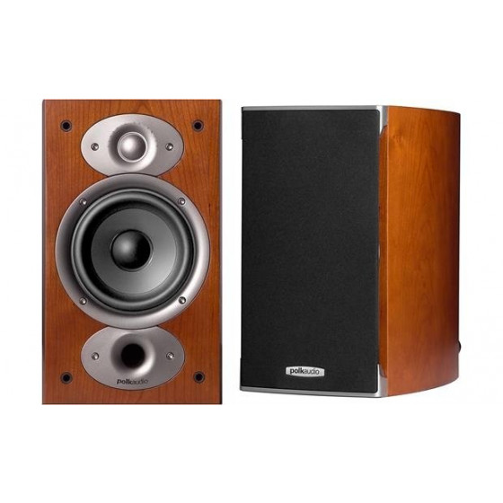 Полочная акустика Polk Audio RTi A1 Bookshelf Cherry Wood Veneer