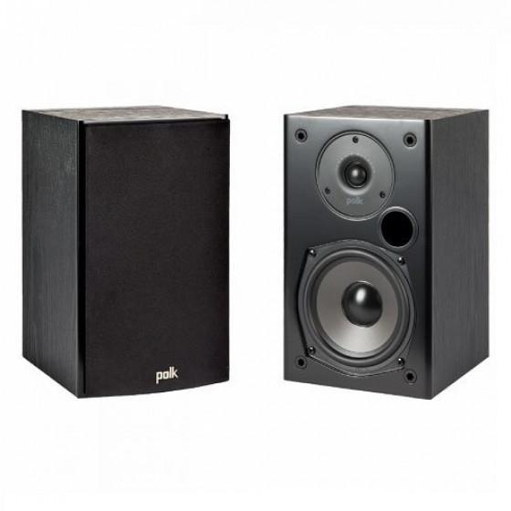 Полочная акустика Polk Audio T15 Black