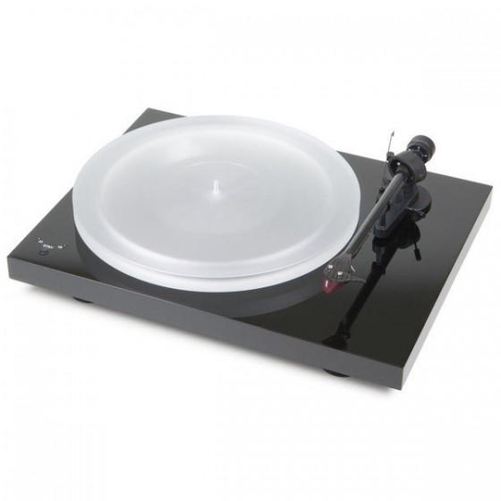Проигрыватель винила Pro-Ject DEBUT RecordMaster HiRes Piano (2M Red)