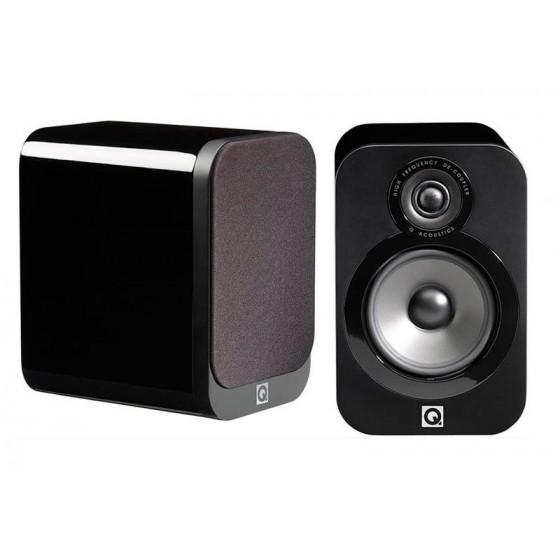 Полочная акустика Q Acoustics QA3026 Black Lacquer