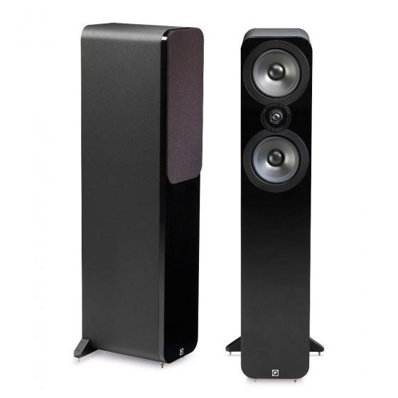 Напольная акустика Q Acoustics QA3054 Black Leather