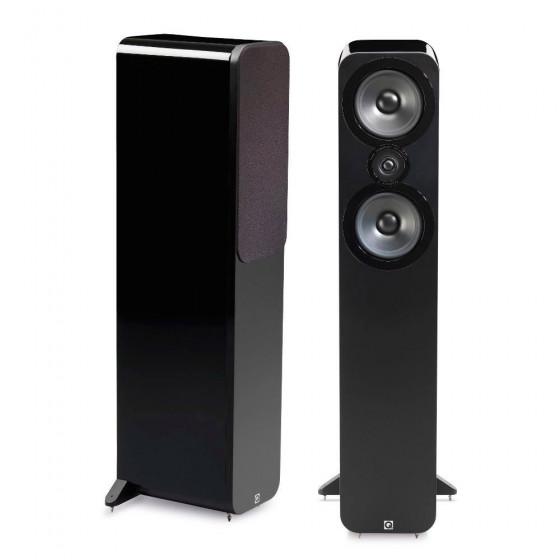 Напольная акустика Q Acoustics QA3056 Black Lacquer