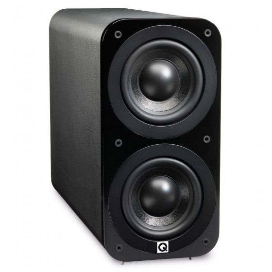 Сабвуфер Q Acoustics QA3074 Black Leather