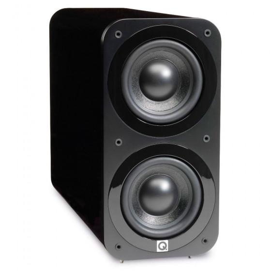 Сабвуфер Q Acoustics QA3076 Black Lacquer