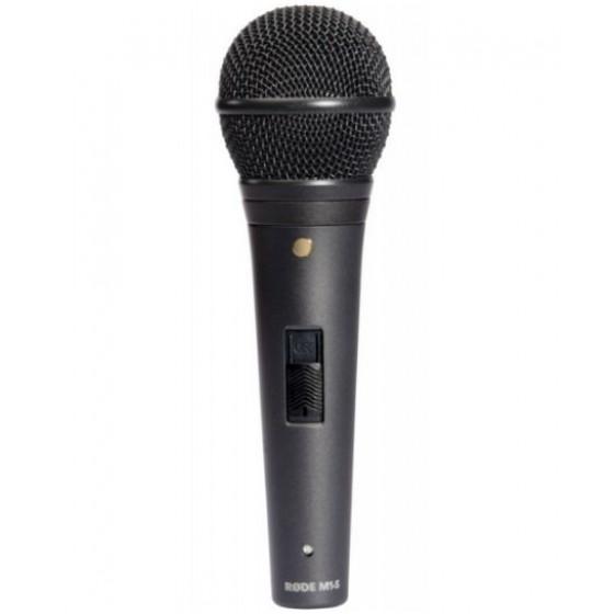 Вокальный микрофон RODE M1S