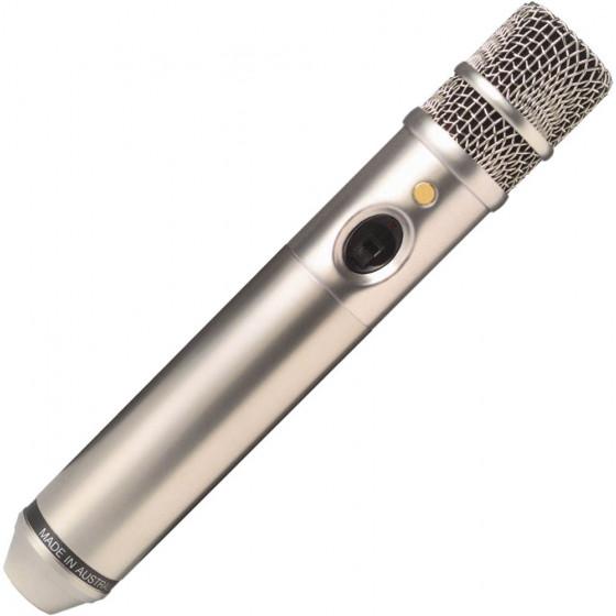 Вокальный микрофон RODE NT3