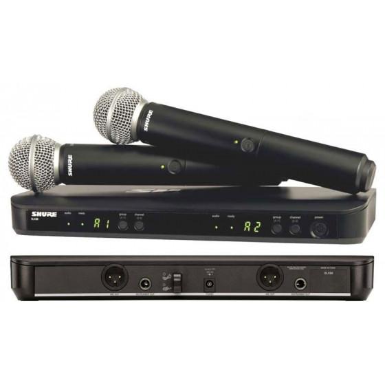 Радиомикрофонная система Shure BLX288ESM58