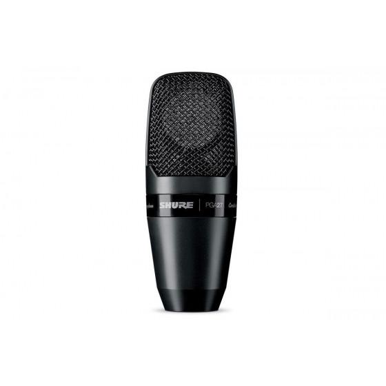 Вокальный микрофон Shure PGA27LC