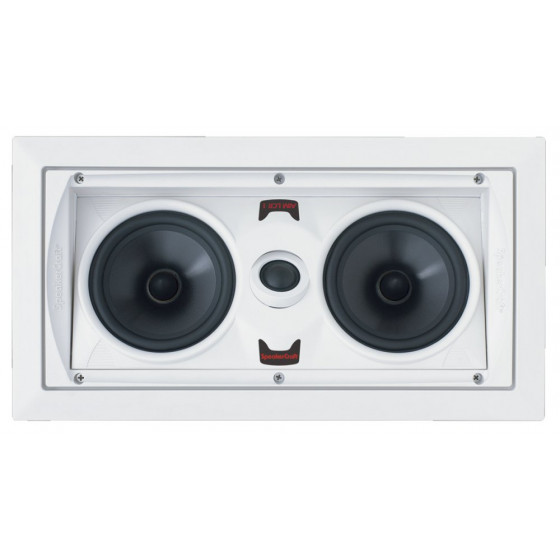 SpeakerCraft AIM LCR 1 White